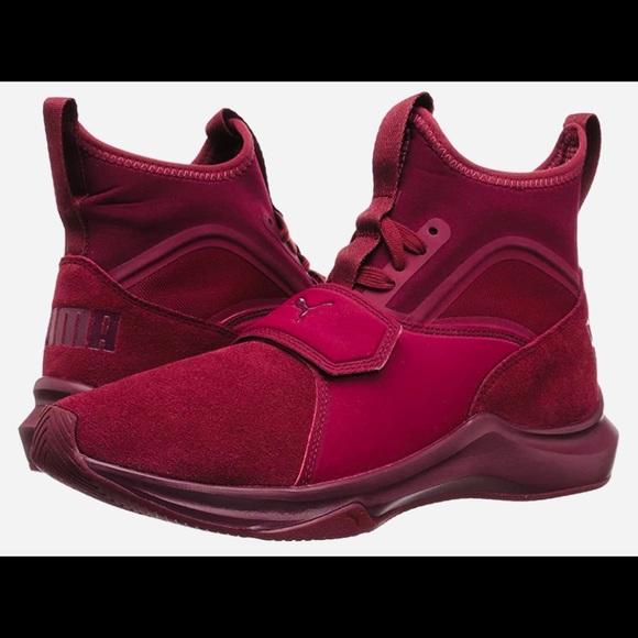 Puma Shoes | Womens Phenom Suede Wn